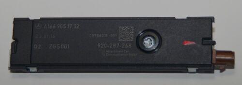 Antenas amplificador mercedes w176 a-clase antena amplificadores a1669051702 orig.