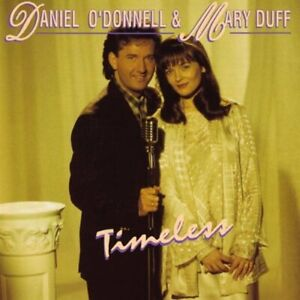 DANIEL-O-039-DONNELL-amp-MARY-DUFF-Timeless-2003-14-track-CD-album-NEW-SEALED