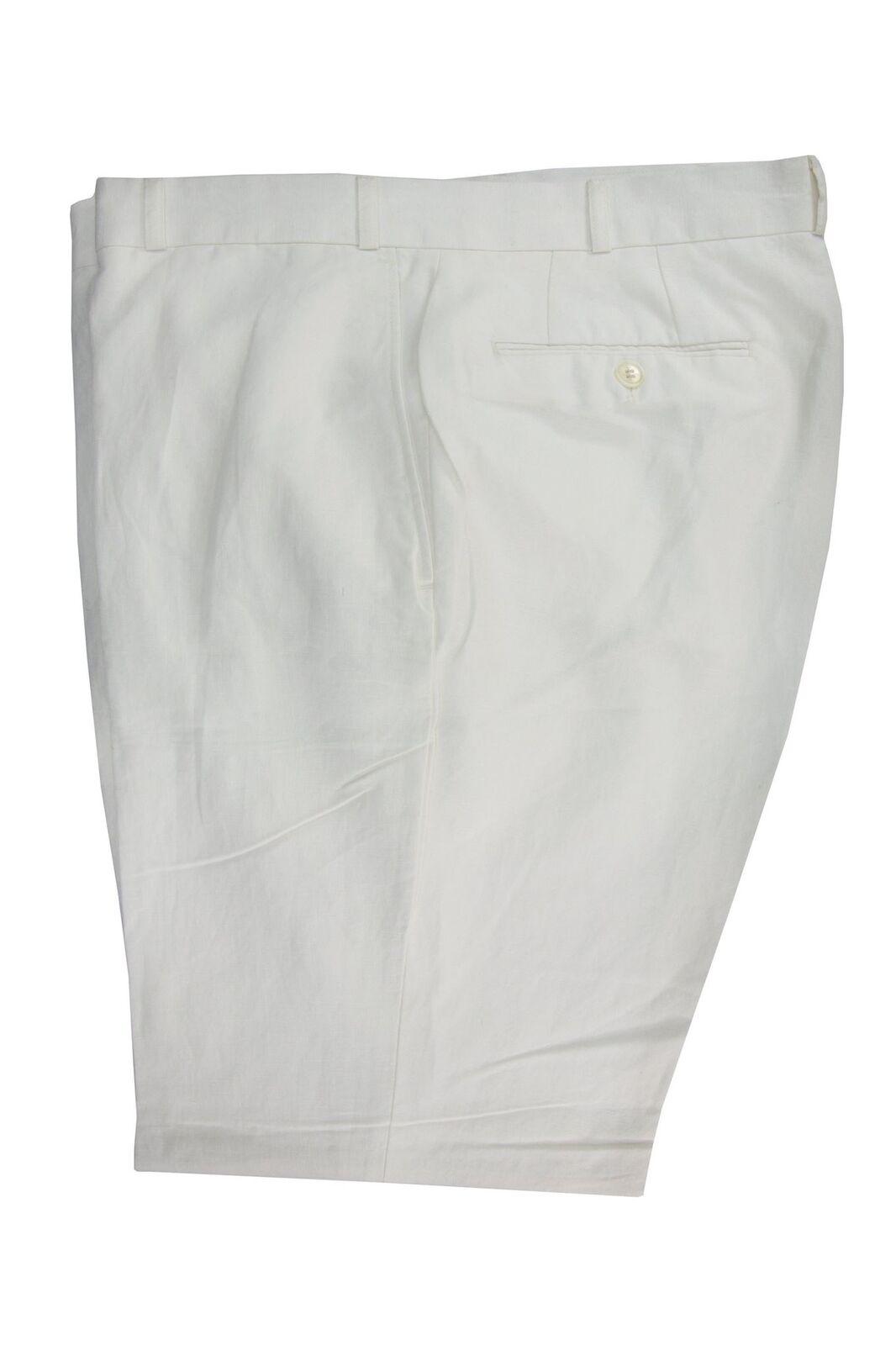 Odermark off-Weiß linen trousers Größe 38 90 DV5