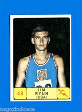Figurina/Sticker CAMPIONI DELLO SPORT 1968/69 - n. 43 - JIM RYUN -USA-New