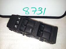07-10 CHEROKEE COMMANDER PATRIOT MASTER POWER LEFT WINDOW SWITCH  56040691AD/B