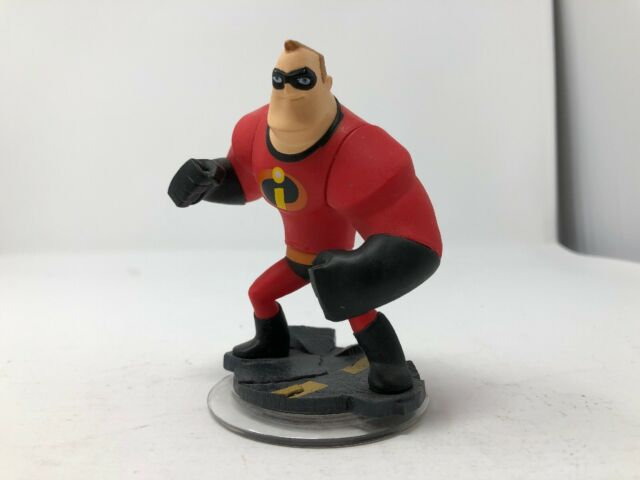 Disney Infinity Mr Incredible The Incredibles PS3 PS4 Xbox ...