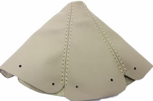 Shift Boot Real Leather for Mazda Miata MX5 99-05 Manual Transmission Beige