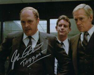 GFA Beverly Hills Cop Movie JOHN ASHTON Signed 8x10 Photo J1 COA