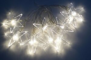 Lichterkette-10-LED-Sternenkette-Warmweiss-Batterie