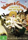 Wallace And Gromit - A Matter Of Loaf And Death (DVD, 2009)