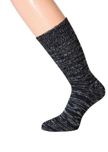 10 Paar Herren Damen Jeans Socken Baumwolle gestrickte Socken Arbeitssocken