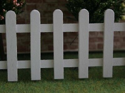 1:12 Scale Single Wooden Sun Trellis Fence Tumdee Dolls House Garden Accessory