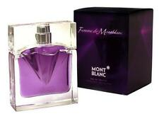 FEMME DE MONT BLANC by mont blanc 1.7 oz EDT Spray Womens Perfume 50 ml NEW NIB