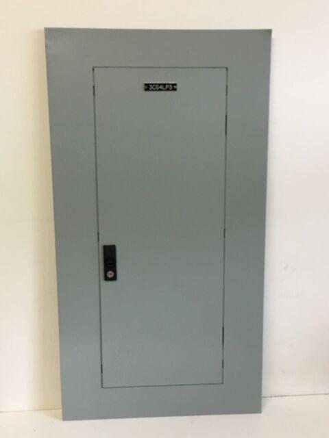 GE AF43S ELECTRICAL PANE DOOR A-SERIES PANELBOARD TYPE 1 FRONT
