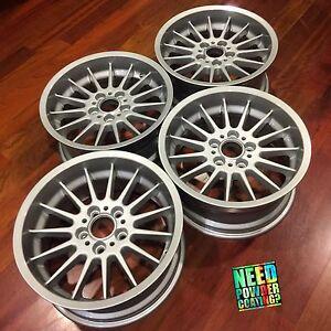 Bmw 17x9 17x8 Bbs Style 32 Oem Wheels E39 E46 E36 E32 E34