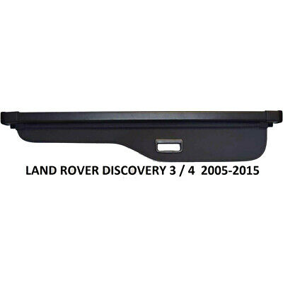 For 05 2015 Land Rover Discovery 3 4 Parcel Shelf Load Cargo Cover