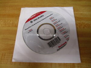 Details about Allen Bradley 3532036005-DRA6 PowerFlex 4 & 40 User Manual  CD-Rom