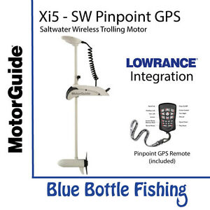 Motorguide xi5 55lb 60 12v saltwater pinpoint gps for Motorguide xi5 saltwater trolling motor with pinpoint gps
