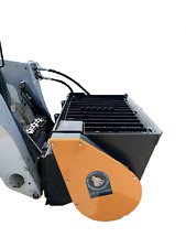 Skid Steer 48 Concrete Mixer Free Local Delivery In Stock Local