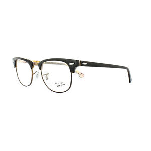 eace3a8f71 Image is loading Ray-Ban-Glasses-Frames-5154-Clubmaster-5650-Havana-