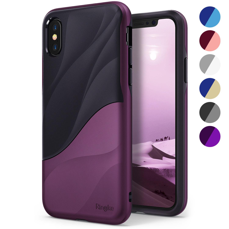 iphone x xs max xr wave design case