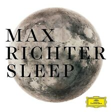 MAX/DAVIDSON,GRACE/ACME RICHTER - SLEEP 9 CD+ BLU RAY AUDIO NEUF RICHTER,MAX