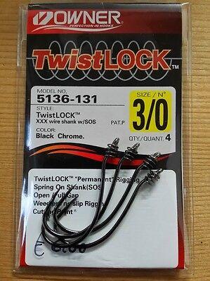Owner TwistLOCK 5136 XXXWire