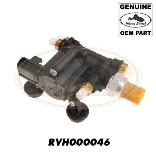 LAND ROVER AIR SUSPENSION TRANSFER RELIEF VALVE RR SPORT LR3 LR4 RVH000046 OEM