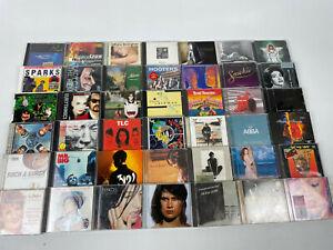 CD-Sammlung-Alben-42-Stueck-Rock-Pop-Hits-siehe-Bilder-u-a-TLC