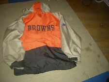 Cleveland Browns Youth Fleece-Lined Hooded Ski Jacket,REEBOK QUALITY,GREAT VALUE