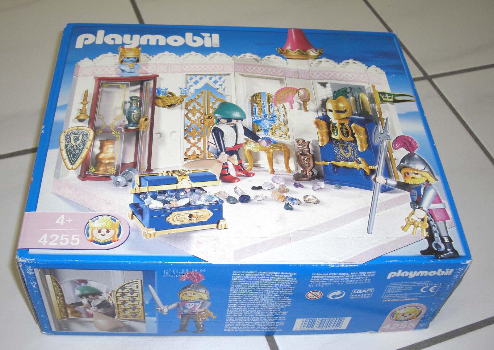 Playmobil Schatzkammer Waffenkammer 4255 Anbau Schloß 4250 NEU OVP ungeöffnet