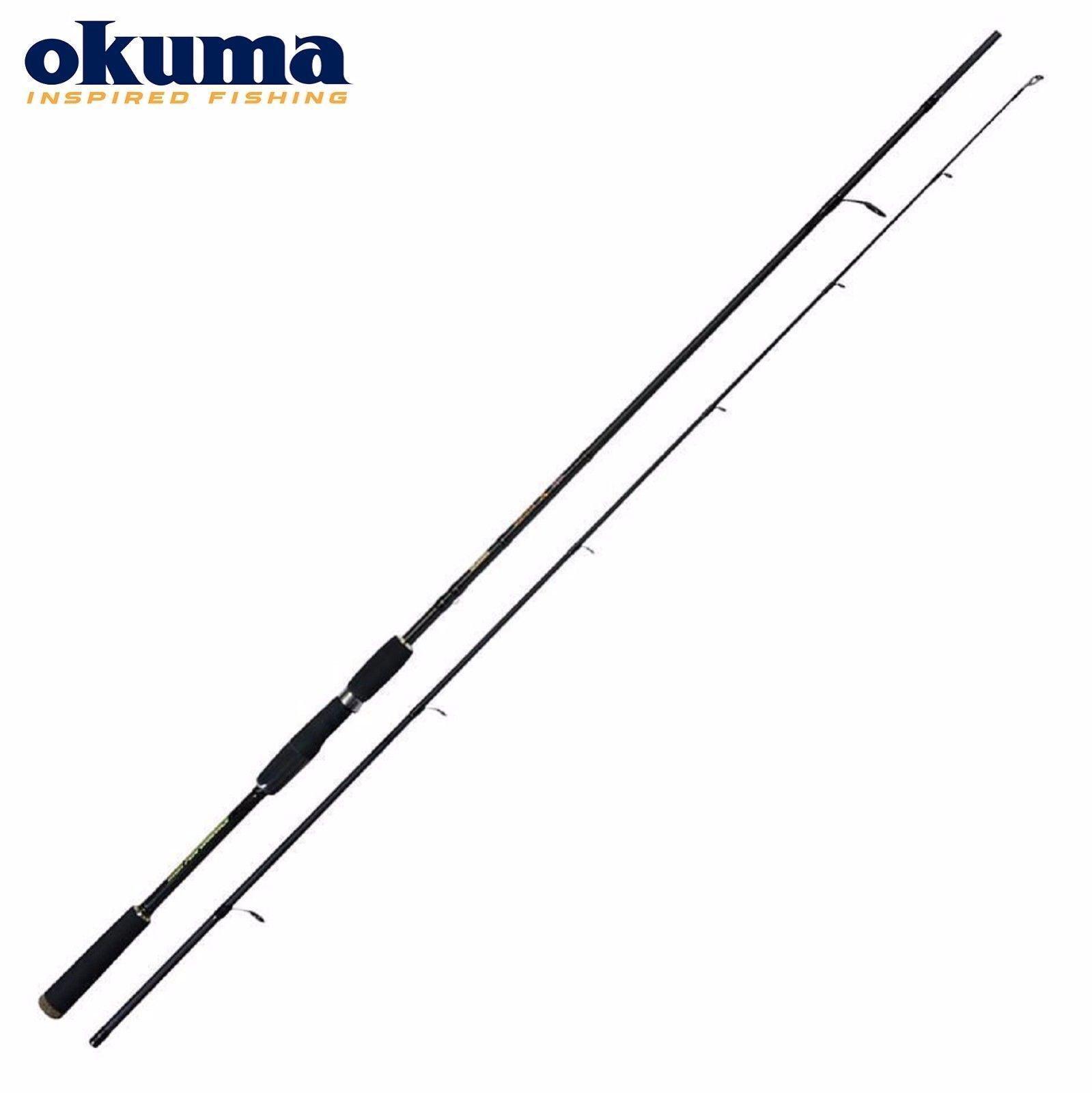Okuma Safina X-Spin Fischen Spinning Angelrute 1,8-3m 1,80 m 3,30 M