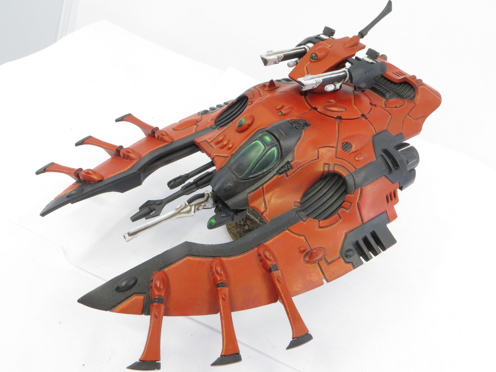 WAVE SERPENT  -  Painted Warhammer 40K Craftworld Eldar Aeldari Army Saim-Hann