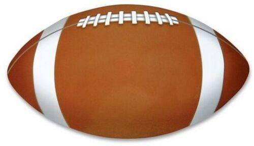 (50) SPORTS NFL FOOTBALL Car Sports Magnets Fridge Large 7 Inch - wholesale