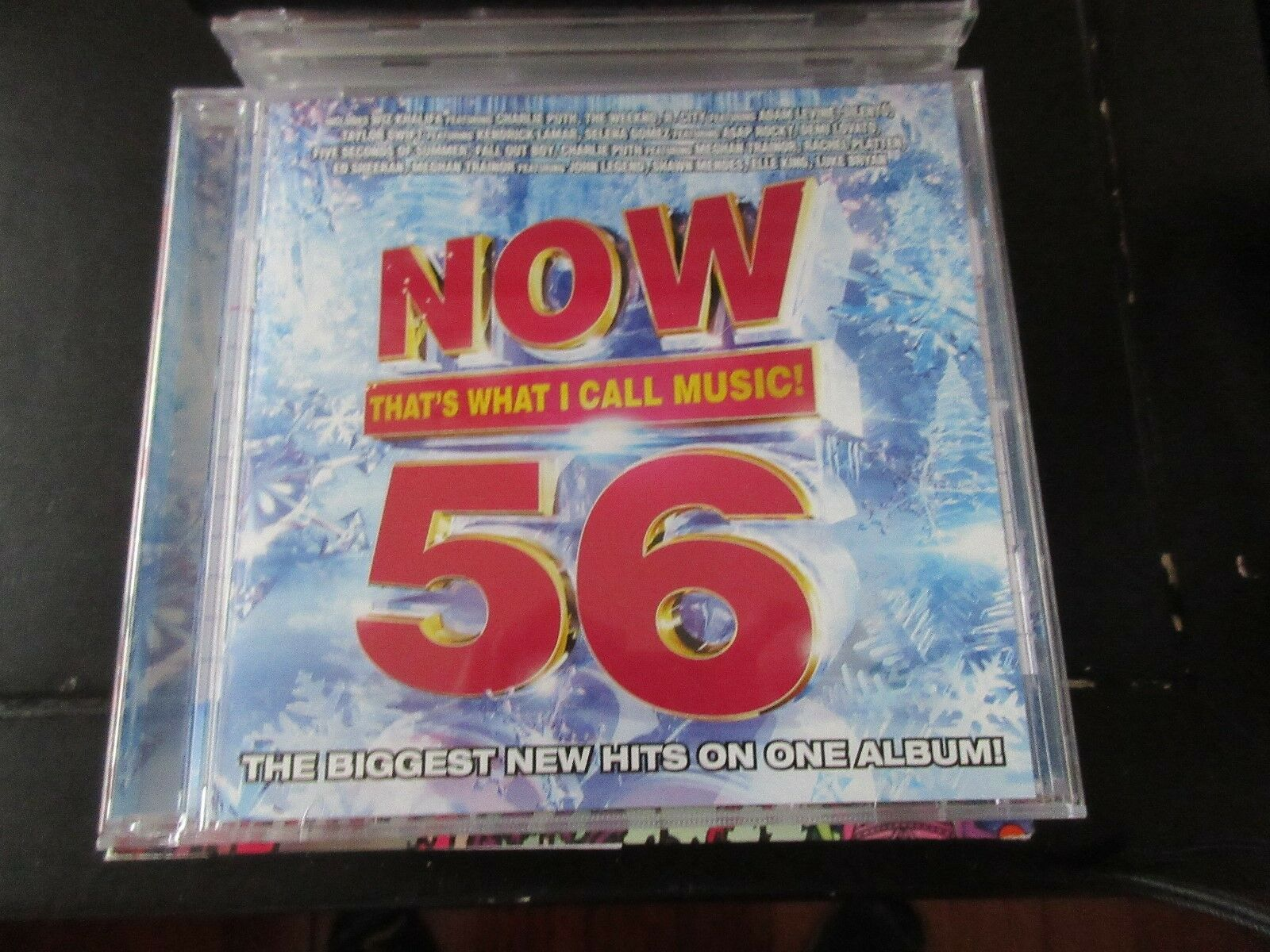 Now , That's What I Call Music ! , 56 , CD