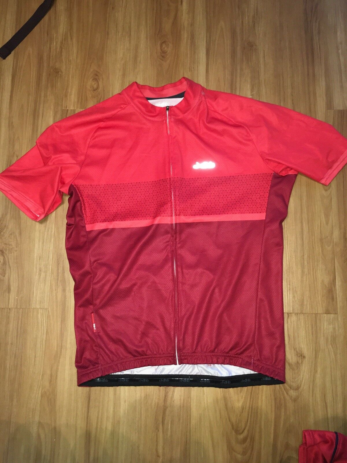 DHB  Herren Cycling Jersey XL ROT