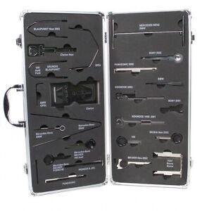 Einbau-Ausbau-Werkzeug-Satz-46-tlg-Radio-Navi-Entriegelung-Demontage-Nadel-Haken