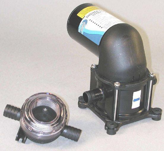 Jabsco 37202-2012 Membran Bilge oder 3093 Dusche Pumpe 3093 oder 9850ff