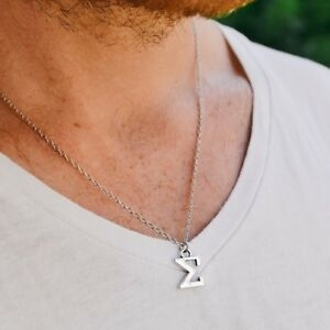 silver mens jewelry necklace gifts for men