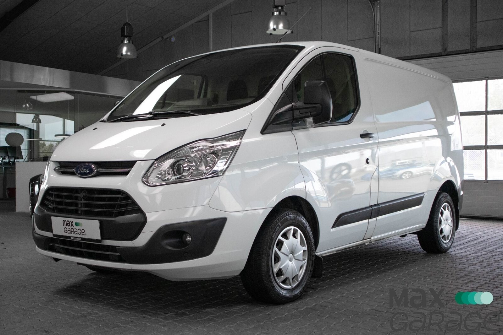 Ford Transit Custom 290L Leasing
