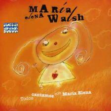 Maria Elena Walsh - Todos Cantamos Con Maria Elena [New CD]