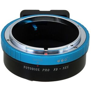 FotodioX-Canon-FD-Lens-to-Sony-E-Mount-Camera-Pro-Lens-Mount-Adapter
