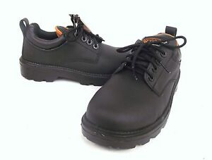 685f41fe446 Details about Mens Lightyear Black Metal Free Composite Toe Cap Safety  Shoes UK 5&13 C3 BQ3