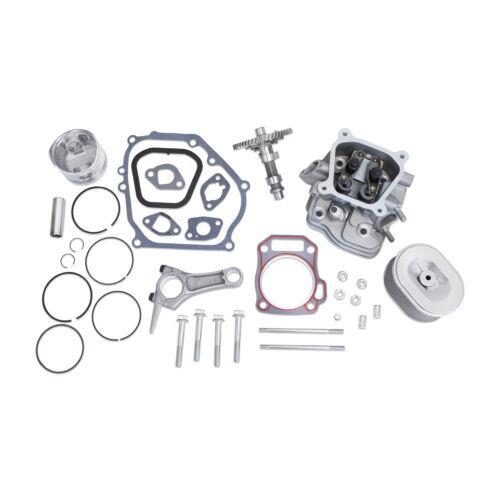 Kit For Honda GX160 5.5HP Cylinder Head Rocker Arms Camshaft Connecting Gasket