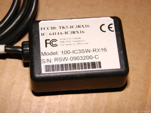 InterSense Wireless InertiaCube3 Inertia Cube 3 sensor Receiver 100-IC3SW-RX16