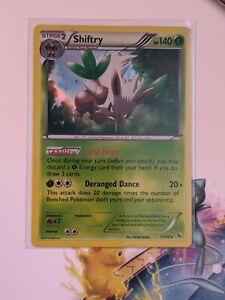 Shiftry-Holo-NM-M-XY-Flashfire-7-106-Rare-Pokemon
