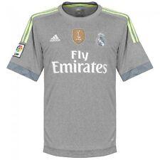 online retailer e94a1 f5729 adidas 2015/2016 Soccer Futbol Real Madrid Men's Away Kit Jersey AA2219  Size L