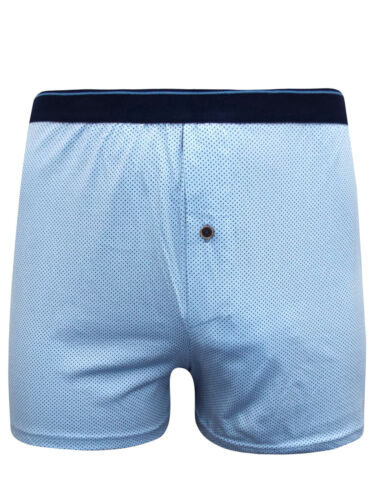 NEW MENS PURE COTTON BOXERS MARKS AND SPENCER COOL AND FRESH SMALL TO XXLARGE