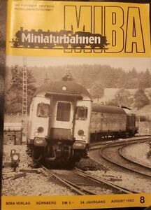 MIBA 8, 34, 1982 - Münster, Deutschland - MIBA 8, 34, 1982 - Münster, Deutschland
