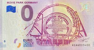 BILLET-0-EURO-MOVIE-PARK-GERMANY-ALLEMAGNE-2018-NUMERO-3400
