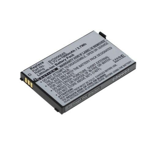Batterie pour Nuk bm300 parent unit//Babyphone Eco Control vidéo//10256296