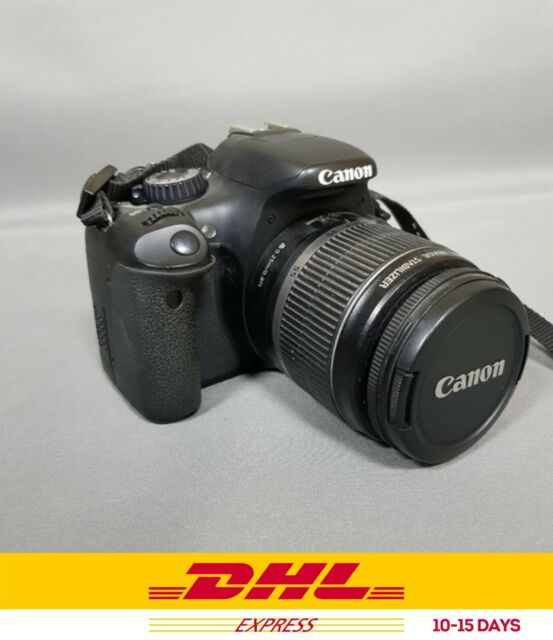 Canon EOS Rebel Canon EOS Rebel t3 12.2mp digitale Spiegelreflexkamera-Schwarz 18-55 mm 👍 👍
