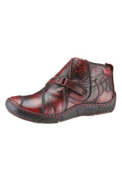 Kacper Damen Wintereschuhe - Stiefel aus Leder, Futter: Schurwolle, Gr.36, UK 3,5