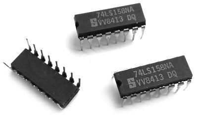 1PCS//5PCS SN74LS157N SN74LS157 QUAD 2-INPUT MULTIPLEXER DIP16